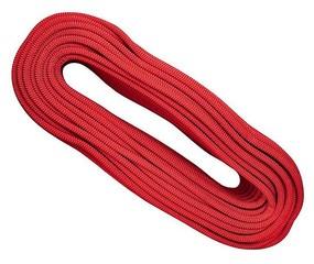 Statické lano SINGING ROCK 11 mm červené